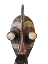 "Load image into Gallery viewer, Old African Male Songye Kifwebe Mask 21"" h"