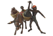 Load image into Gallery viewer, Superb Rare Austrian Vienna Bronze Figures