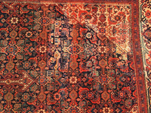 "Load image into Gallery viewer, Stunning 19th C Palace Size Fereghan Saruk  Rug 6' 9"" x 16'  9"""