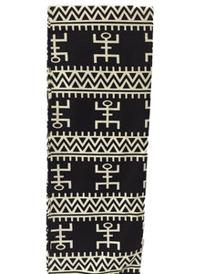 African Kente Cloth Cotton Fabric,12 Yards by 43""
