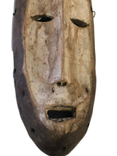 "Load image into Gallery viewer, Superb african Lega Democratic Republic of the Congo mask 10.5"" H"