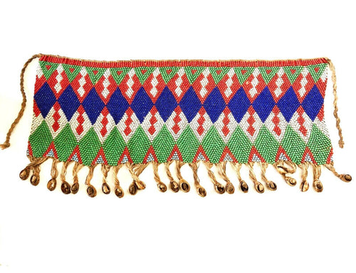 Skirt Kirdi Beaded Cache Sex Pikuran Cameroon 17.75