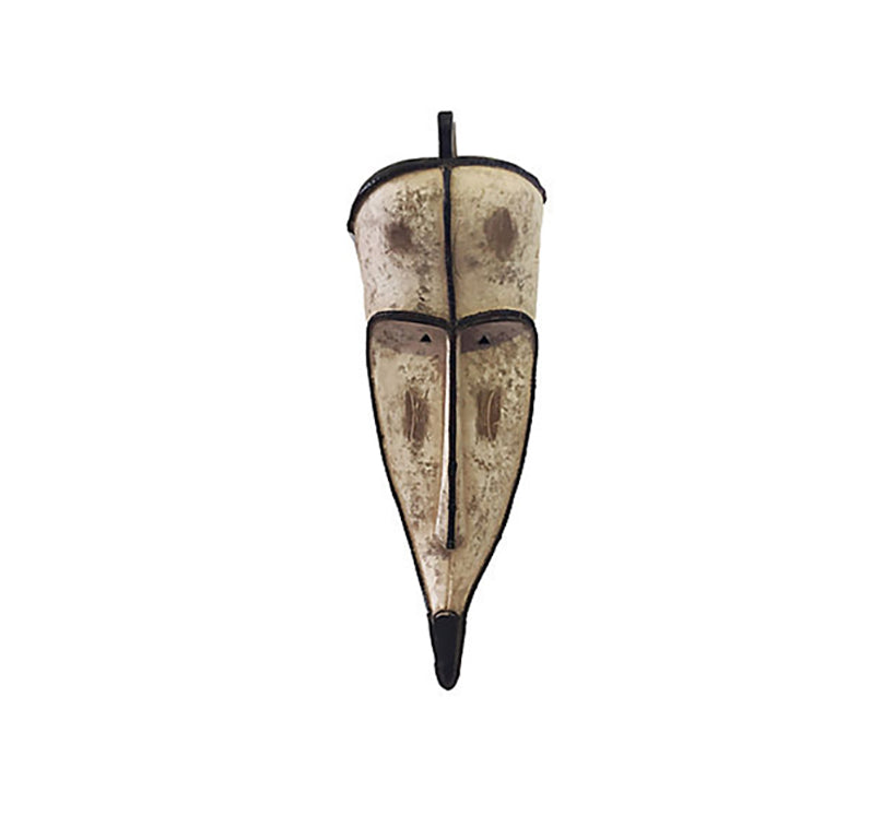 Lg Fang Mask Elongated Face Gabon African Mask 28