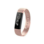 Bracelet connecté sport - Edition Fitness V2 - Rose
