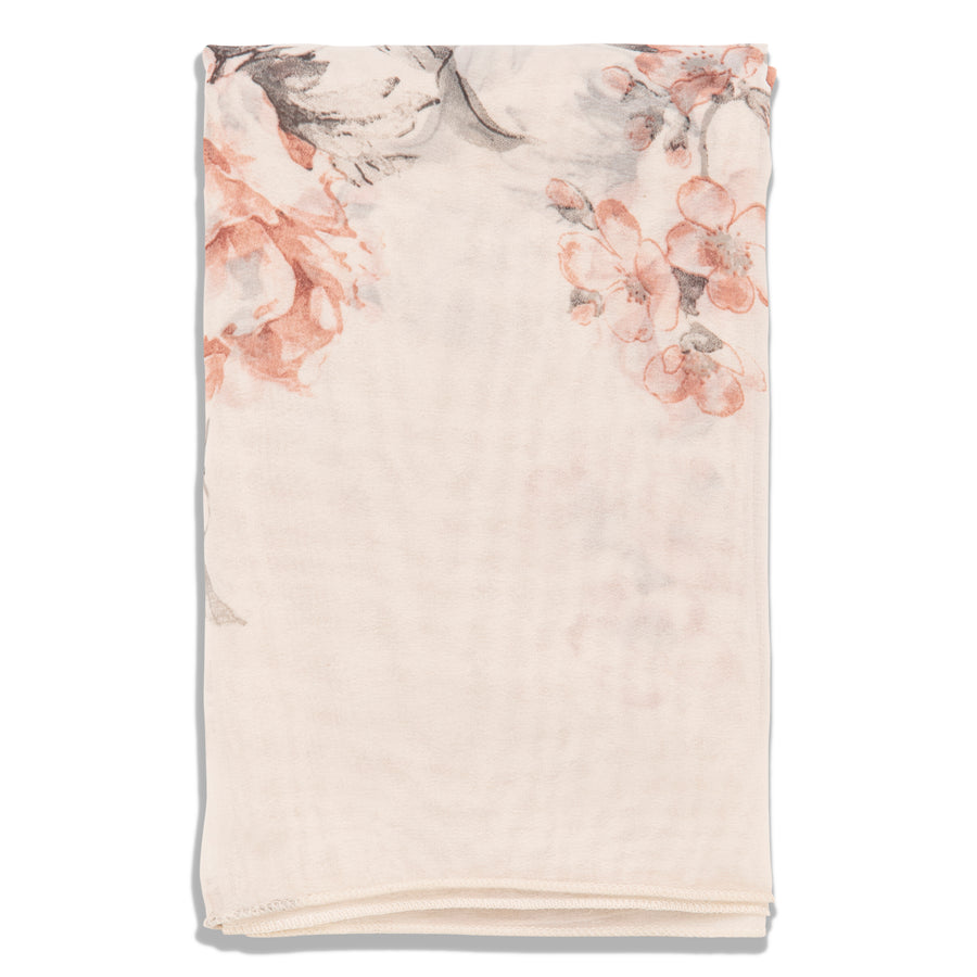 HEAVENLY BLUSH FLORAL PRINT