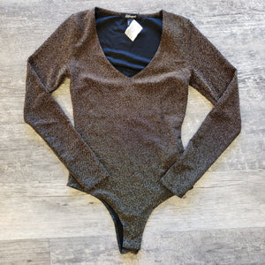 Gently used Revamped Bodysuit SZ S