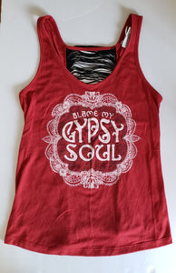 Gently Used Women's Streetwear Society Tank Size Small