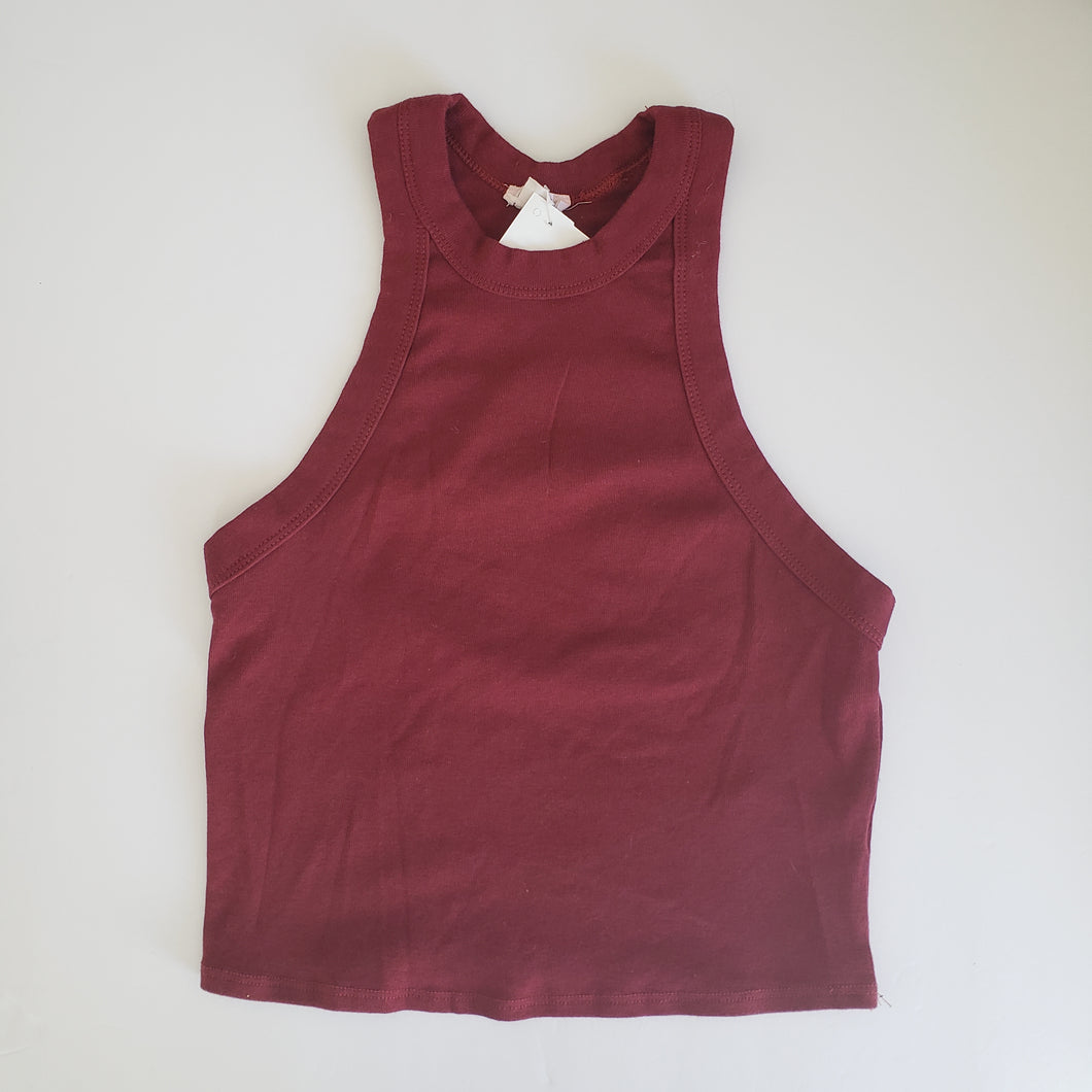 Gently Used Women's Garage Tank Size Small
