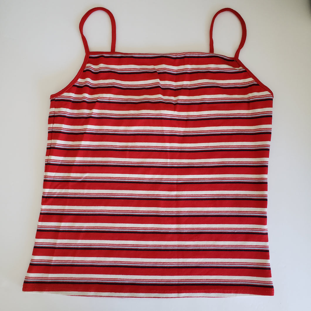 Gently Used Women's Garage Tank Size Large