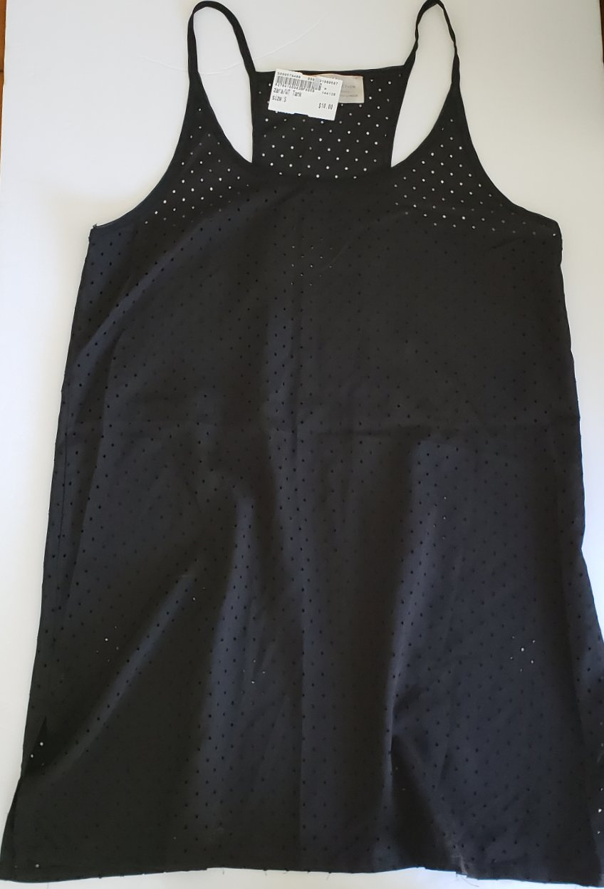 Gently Used Women's Zara Top Size Small