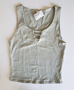 Gently Used Women's Garage Tank Size XS