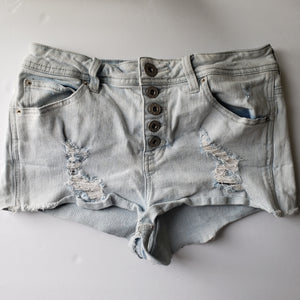 Gently Used Women's Guess Shorts Size 28