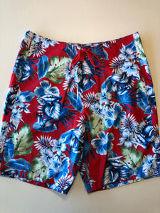Previously Owned With Tags Guys Hollister Swim Trunks Size M