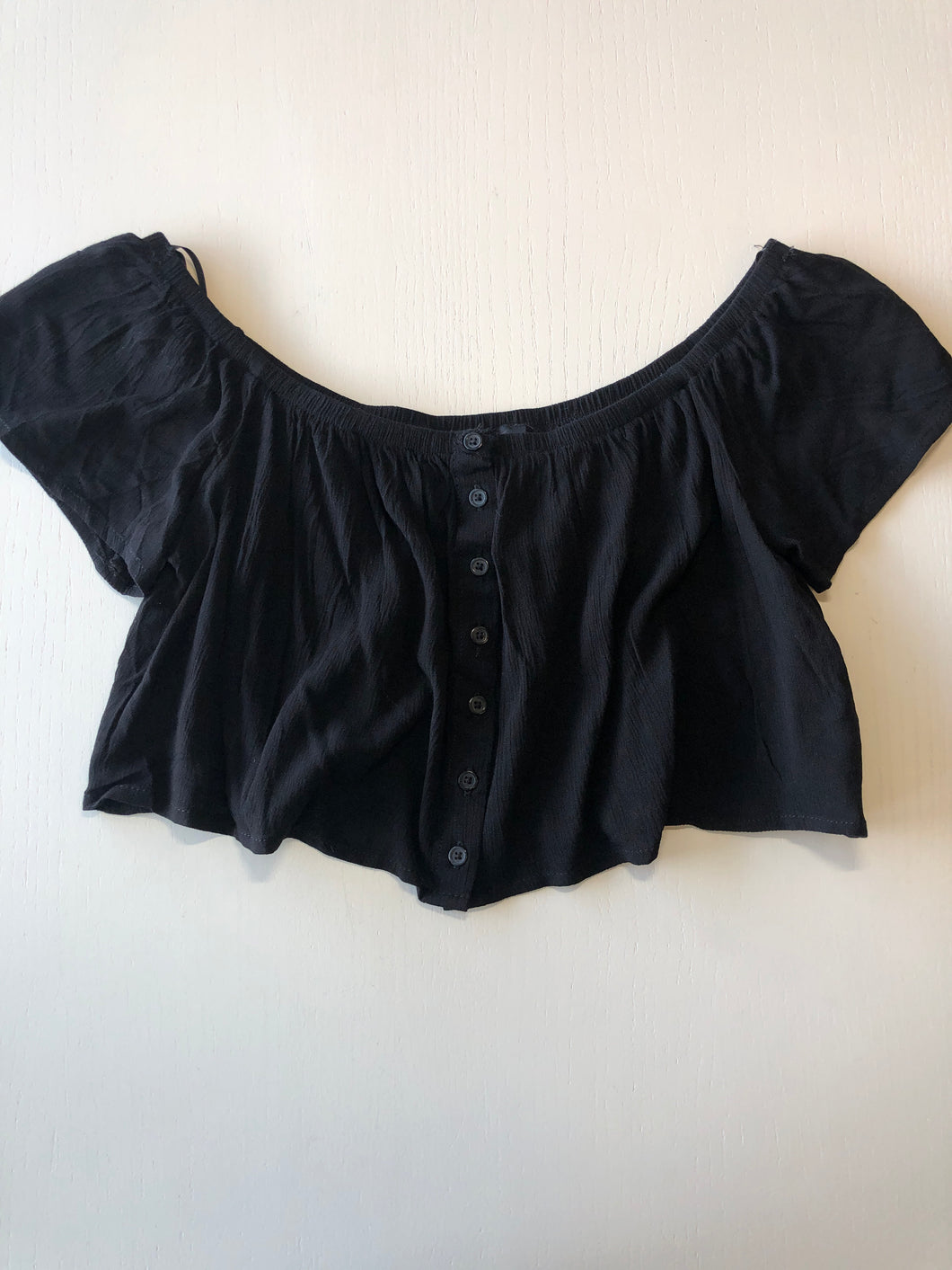 Gently Used Women's Forever 21 Top Size S