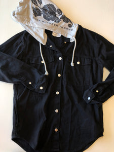 Gently Used Women's Divided Jacket Size 8