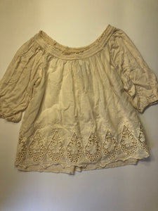 Gently Used Women's Hollister Top Size S