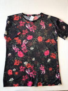 Gently Used Women's Revamped Top Size S