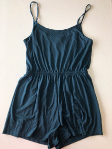 Gently Used Women's Divided Romper Size L