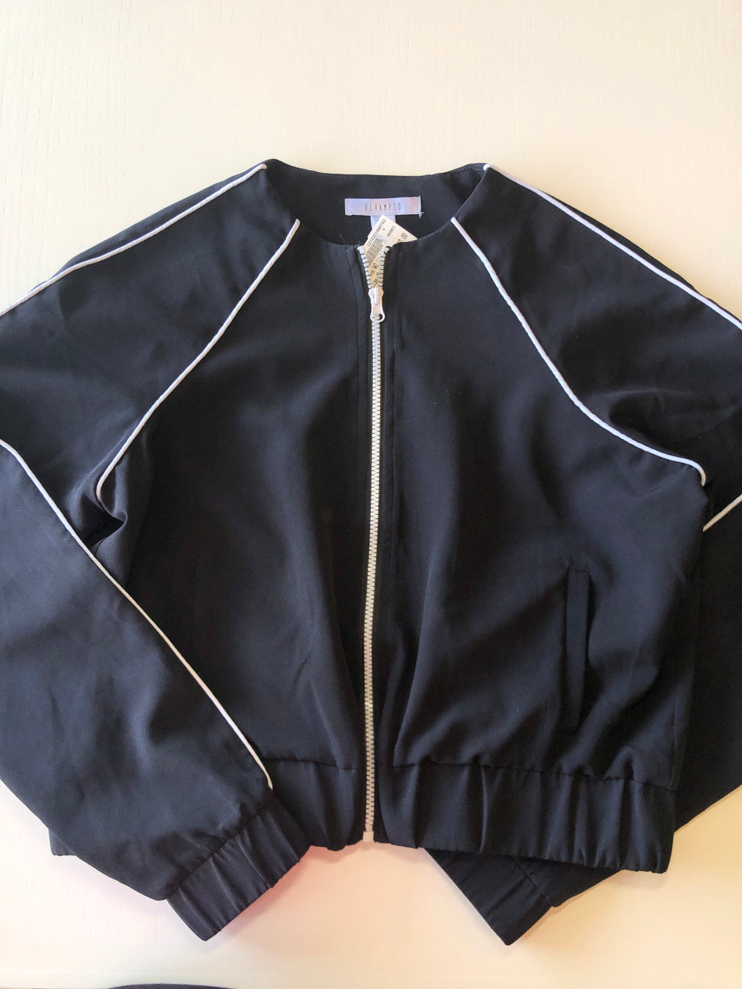 Gently Used Women's Revamped Jacket Size XL