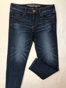 Gently Used Women's American Eagle Denim Size 4R
