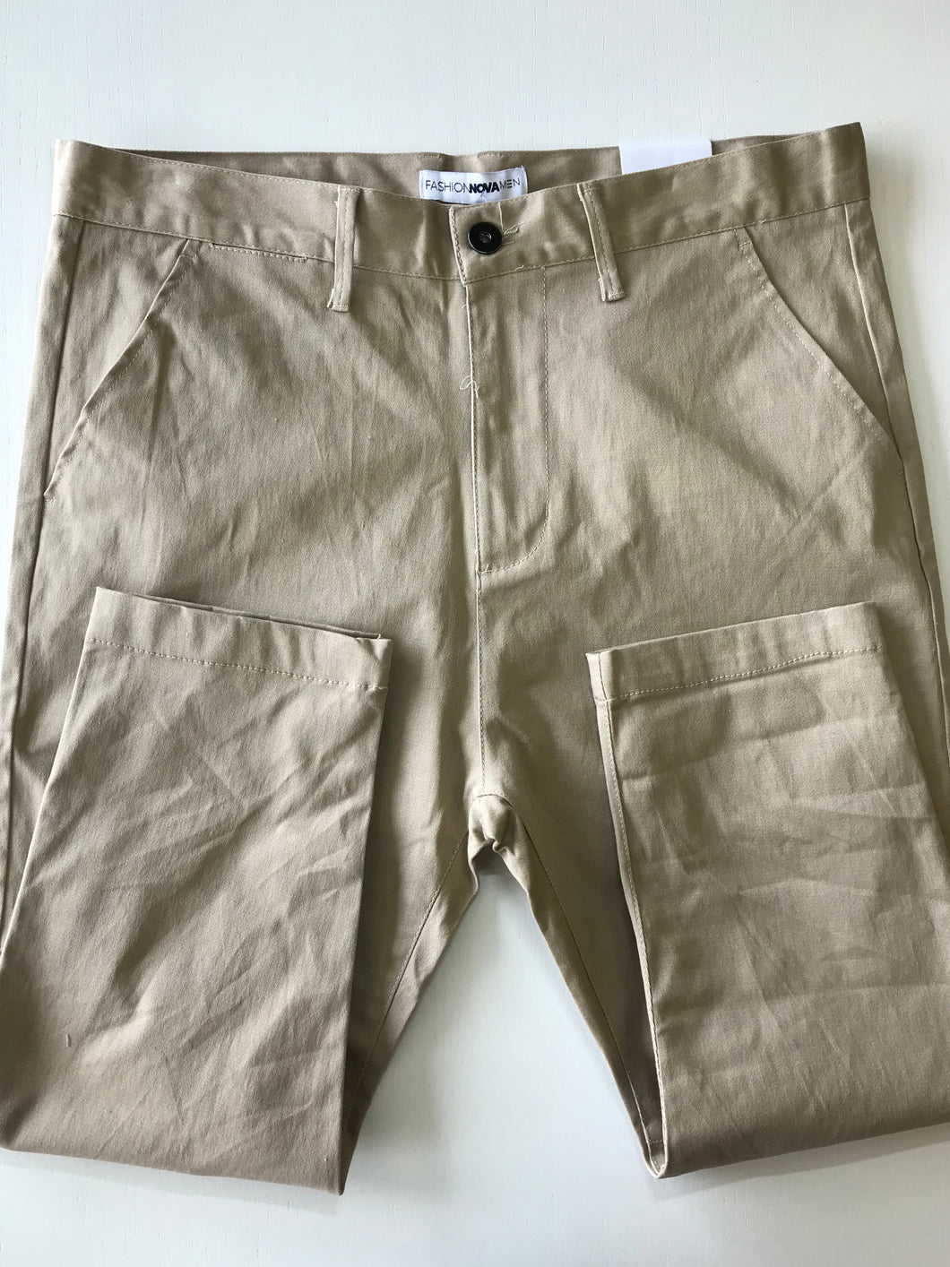Previously Owned With Tags Guys Fashion Nova Pants Size 36