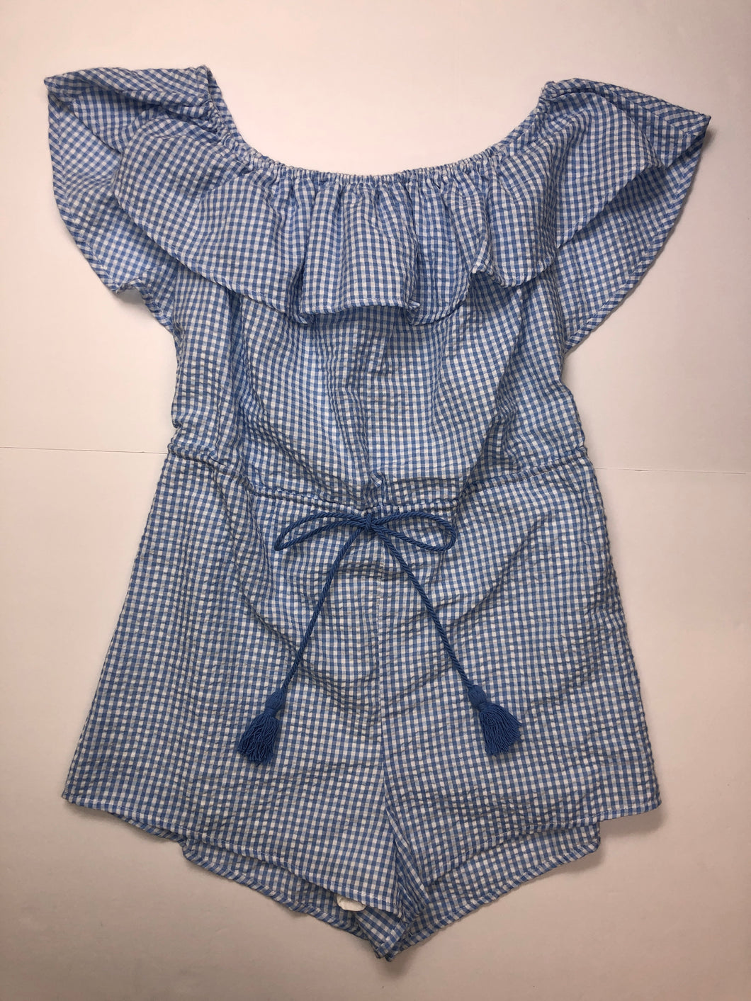Previously Owned With Tags Women's Honey Punch Romper Size S