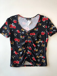 Gently Used Women's Streetwear Society Top Size L