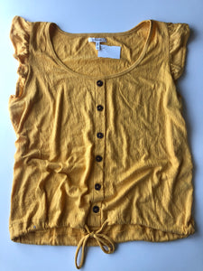 Gently Used Women's Maurices Top Size M