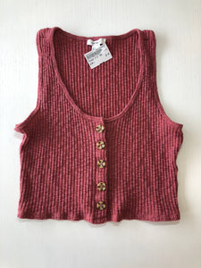 Gently Used Women's Forever 21 Top Size L