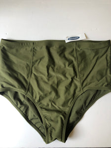 Previously Owned With Tags Women's Old Navy Bathing Suit Bottoms Size L