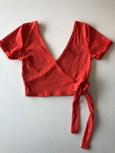 Gently Used Women's Revamped Top Size M