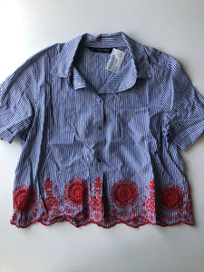 Gently Used Women's Zara Top Size XS