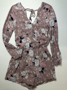 Gently Used Women's One Clothing Romper Size S