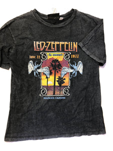 Gently Used Women's Led Zeppelin Top Size M