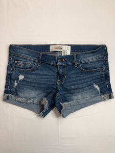 Gently Used Women's Hollister Shorts Size 3