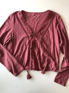 Gently Used Women's American Eagle Top Size L