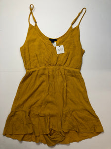 Previously Owned With Tags Women's UK2LA Romper Size M