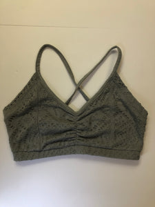 Gently Used Women's Lucky Lotus Bralette Size XS