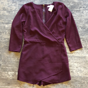Gently used Abercrombie & Fitch Romper Sz 4