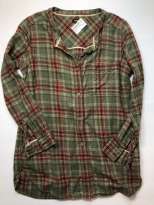 Gently Used Women's Roots Top Size M