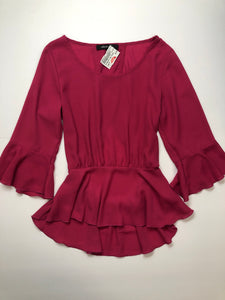 Gently Used Women's Seductions Top Size S