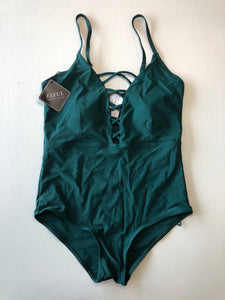 Previously Owned With Tags Women's Zaful Bathing Suit Size M