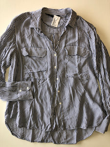 Gently Used Women's Zara Top Size L