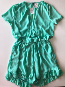 Previously Owned With Tags UK2LA Romper Size M