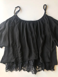 Gently Used Women's Bluenotes Top Size XL