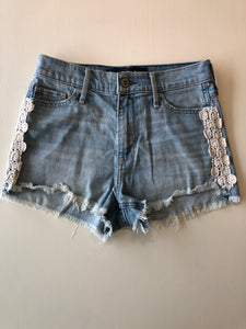 Gently Used Women's Hollister Shorts Size 1