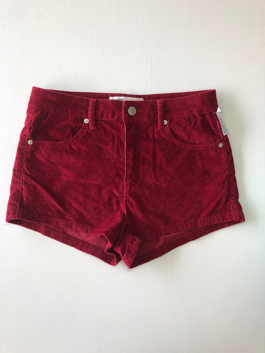 Gently Used Women's Garage Shorts Size 7