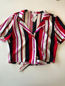 Gently Used Women's Love & Liberty Top Size M