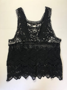 Gently Used Women's Topshop Top Size 2