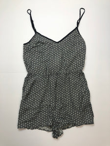 Gently Used Women's Divided Romper Size 8